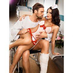 Baci Candy Nurse nővérke szett (E25210)
