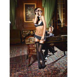 Baci Sexy Secretary titkárnő szett S-M méret