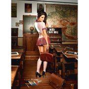 Baci Teachers Pet Schoolgirl iskoláslány jelmez (E25223)