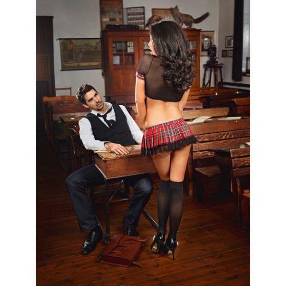 Baci Schoolgirl iskoláslány szett (E25224)