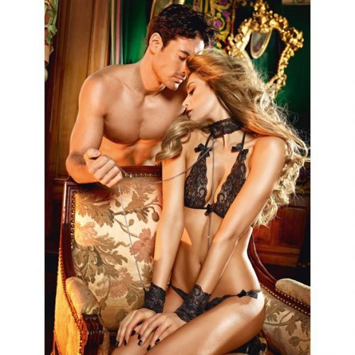 Baci Lace Love Slave szett (E25242)