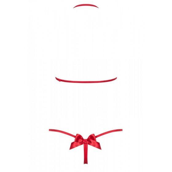 Obsessive Giftella teddy (piros) S-M méret