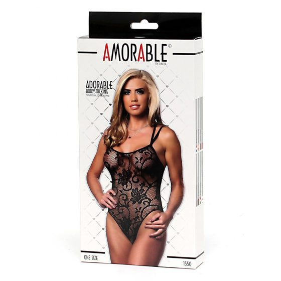 Amorable csipkés body S-L méret