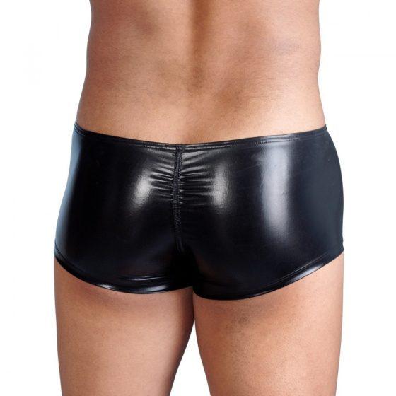 Svenjoyment cipzáros boxer, fényes anyagból (S méret) S méret