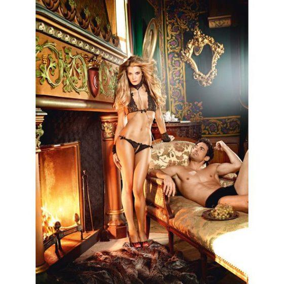 Baci Lace Love Slave szett S-L méret