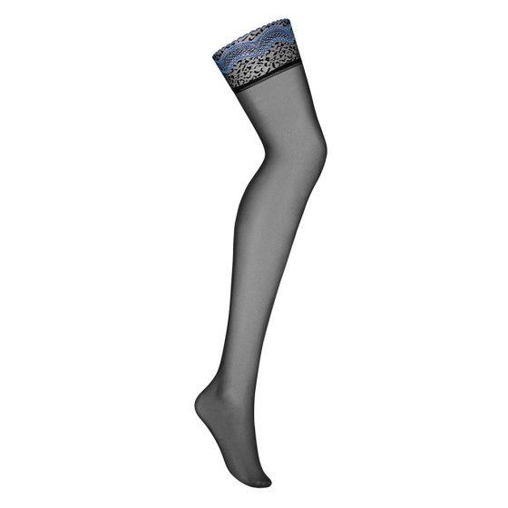 Obsessive 844-STO-1 harisnya (fekete) L-XL méret