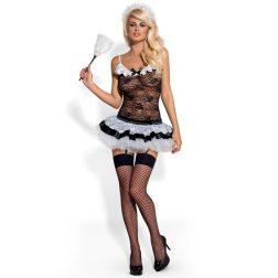 Obsessive Hot Maid cselédlány szett S-M méret