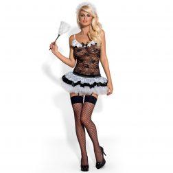 Obsessive Hot Maid cselédlány szett L-XL méret