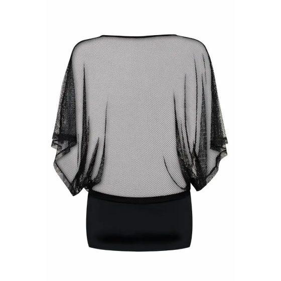 Obsessive Punker necc miniruha és alsó (fekete) S-M méret
