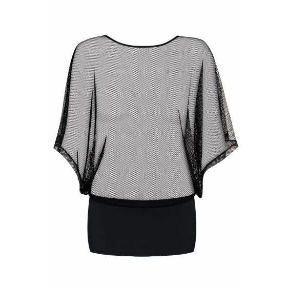 Obsessive Punker necc miniruha és alsó (fekete) L-XL méret