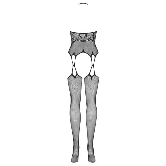 Obsessive G316 testharisnya (fekete) S-L méret